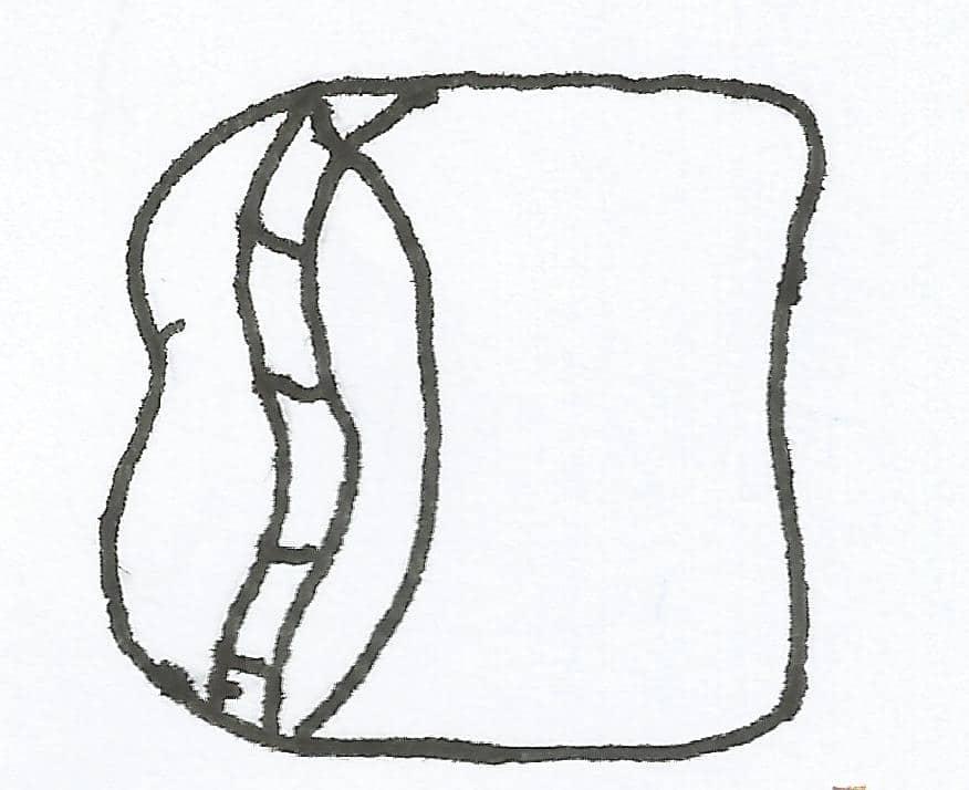 Coussin pour genoux